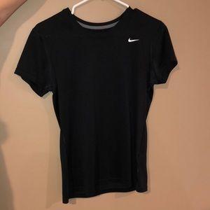 Black Nike T-Shirt